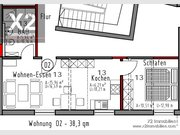 Apartment for rent 2 rooms in Klüsserath - Ref. 7108947