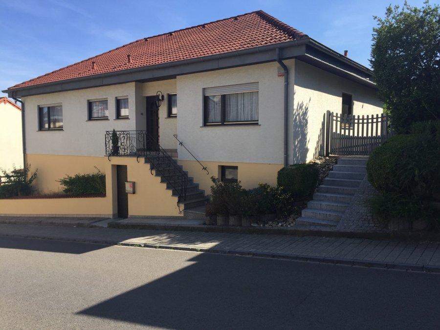 Maison individuelle à vendre 3 chambres à Oberanven