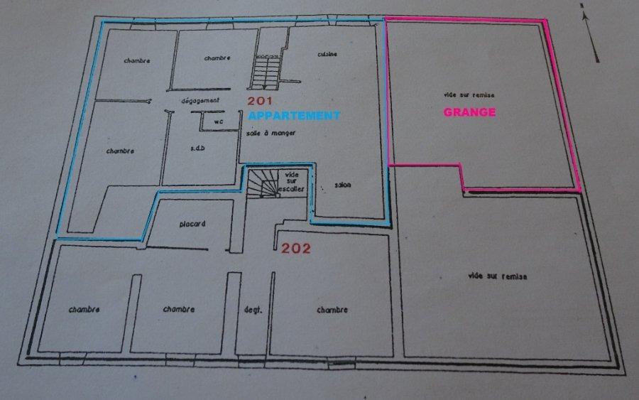 Maison à vendre F6 à Dalstein