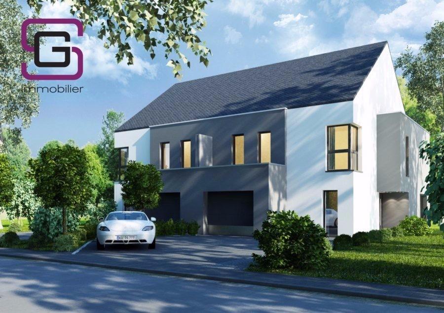 doppelhaushälfte kaufen 3 schlafzimmer 175 m² useldange foto 1