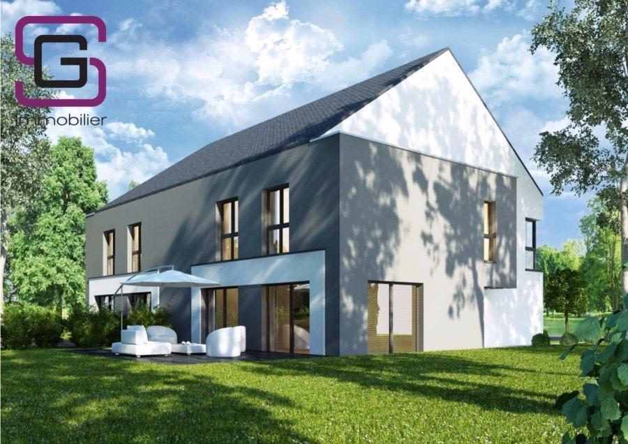 doppelhaushälfte kaufen 3 schlafzimmer 175 m² useldange foto 4