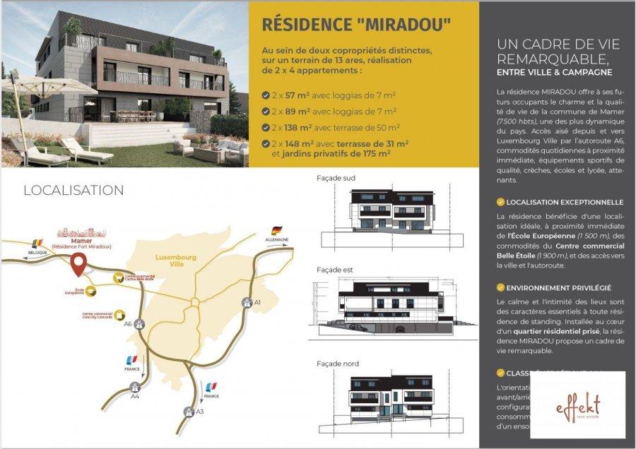 acheter penthouse 4 chambres 138 m² mamer photo 5