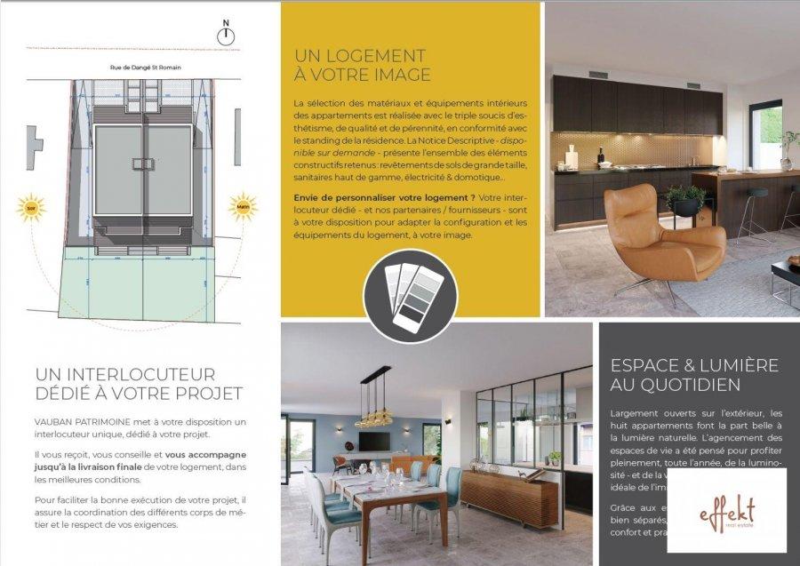 acheter penthouse 4 chambres 138 m² mamer photo 6