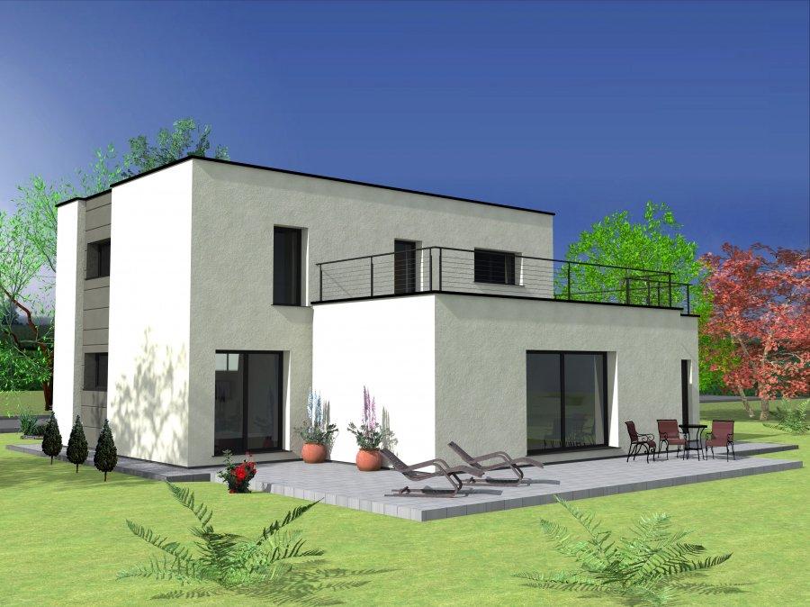 Modèle de maison à vendre F6 à