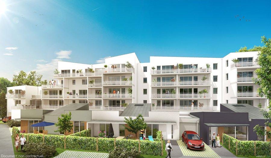 acheter appartement 3 pièces 62 m² saint-nazaire photo 1