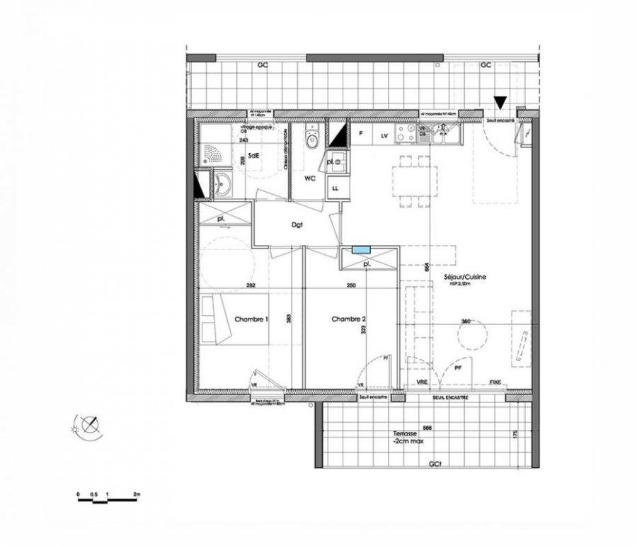acheter appartement 3 pièces 62 m² saint-nazaire photo 3