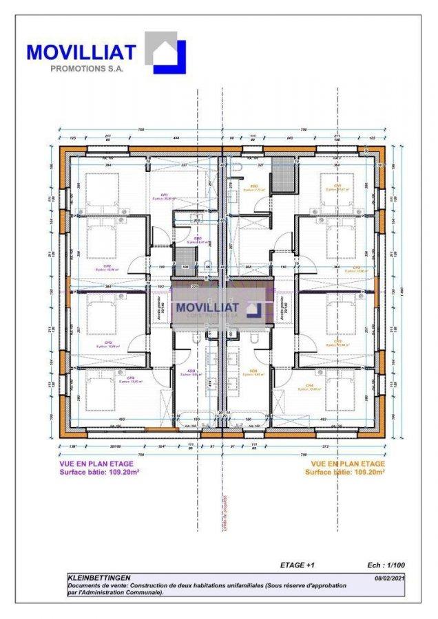 haus kaufen 5 schlafzimmer 190 m² kleinbettingen foto 7