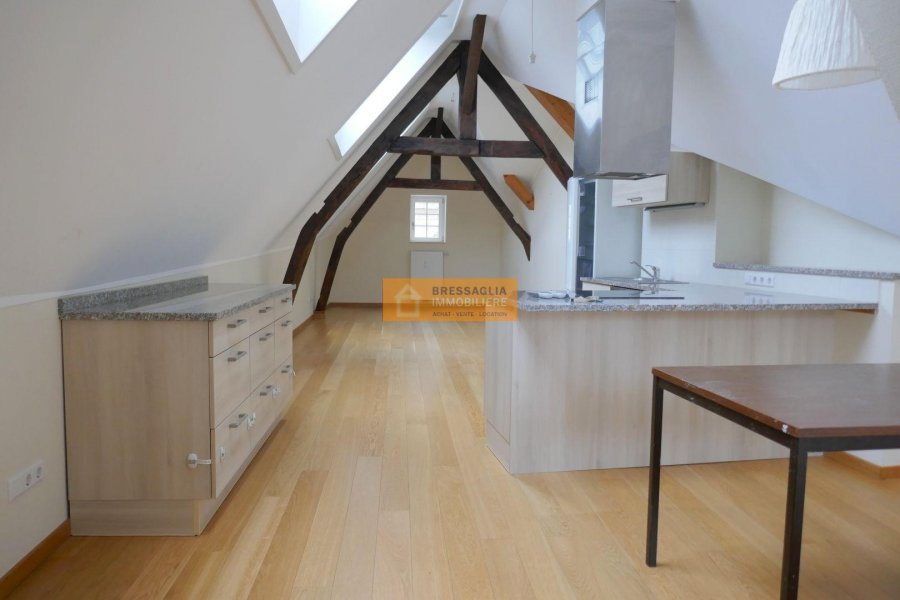 Duplex à louer 2 chambres à Luxembourg-Centre ville