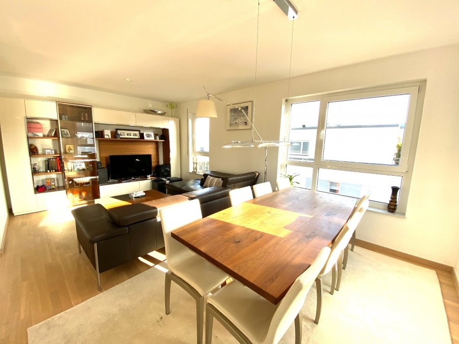 Penthouse à louer 1 chambre à Luxembourg-Beggen