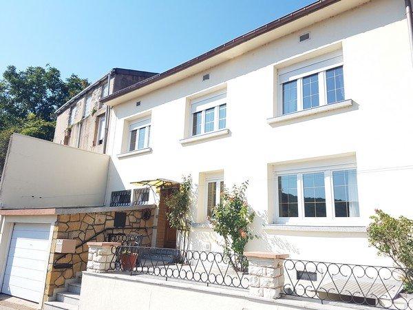 Maison mitoyenne à vendre F4 à Fontoy