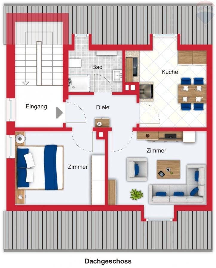 wohnung kaufen 2 zimmer 42 m² saarbrücken foto 2