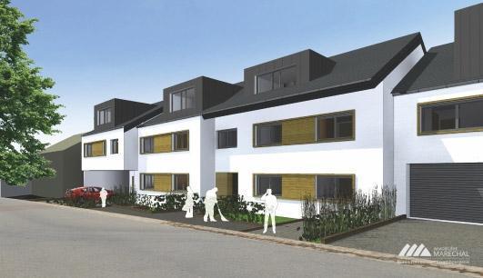 acheter appartement 2 chambres 85.34 m² contern photo 1