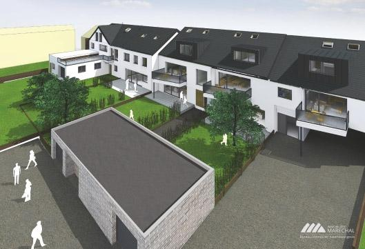 acheter appartement 2 chambres 85.34 m² contern photo 2