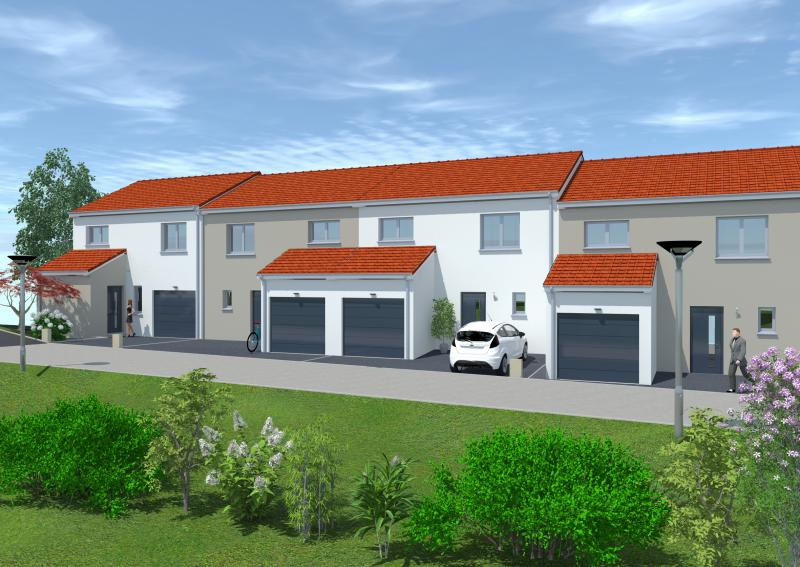 acheter maison 4 pièces 100 m² saulxures-lès-nancy photo 4