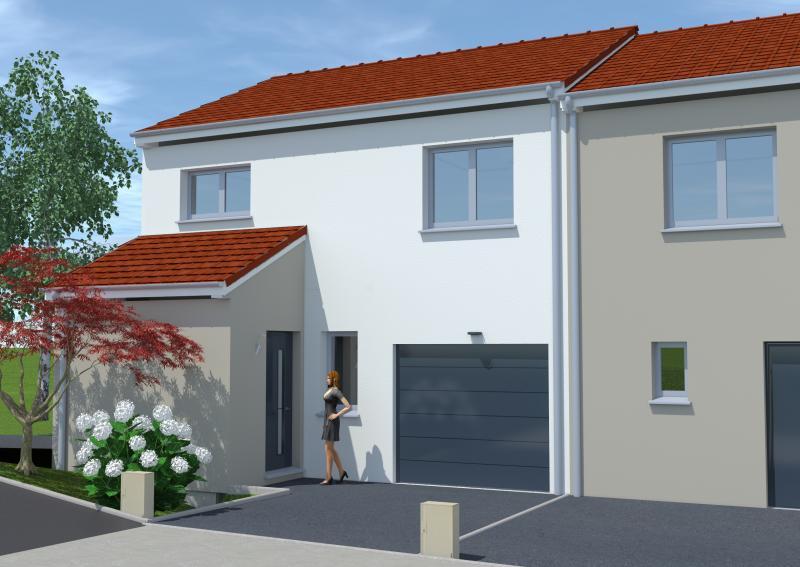 acheter maison 4 pièces 100 m² saulxures-lès-nancy photo 1