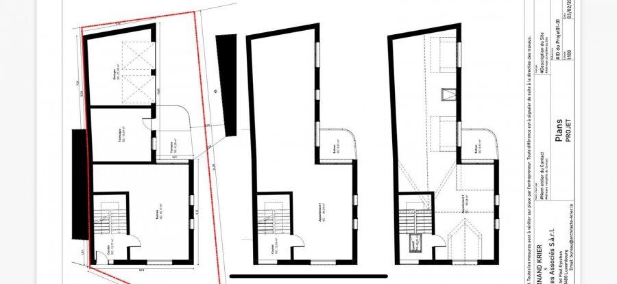 Terrain constructible à vendre à Hosingen
