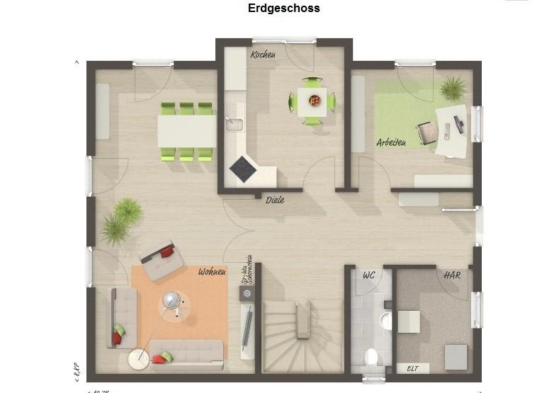 acheter maison 6 pièces 152 m² wadern photo 4