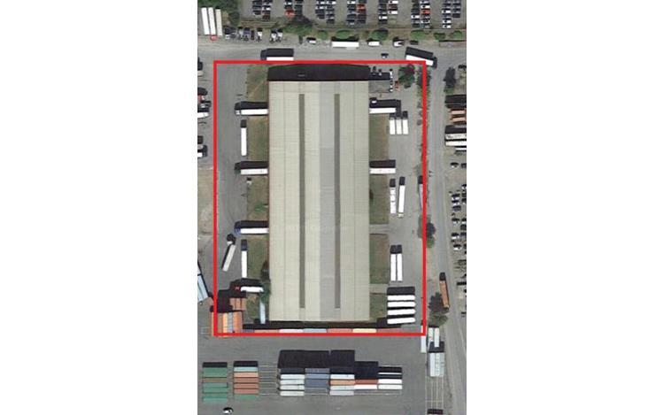 louer entrepôt 0 pièce 6180 m² athus photo 1