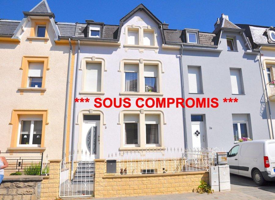 acheter maison 5 chambres 140 m² pétange photo 1