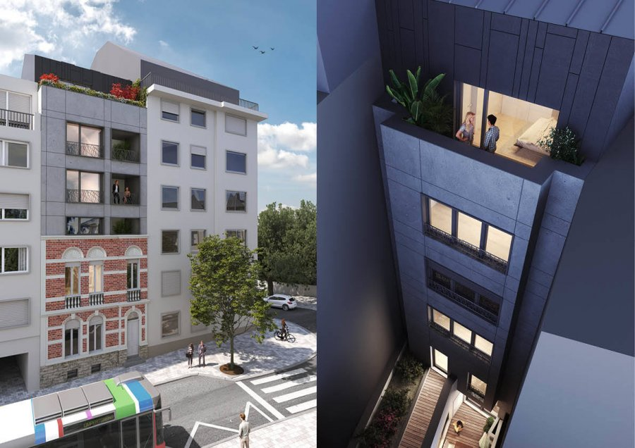 acheter duplex 2 chambres 100 m² luxembourg photo 1