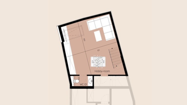 duplex for buy 2 bedrooms 100 m² luxembourg photo 3
