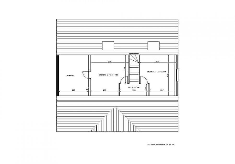 maison individuelle en vente trieux 130 m 189 000 immoregion. Black Bedroom Furniture Sets. Home Design Ideas