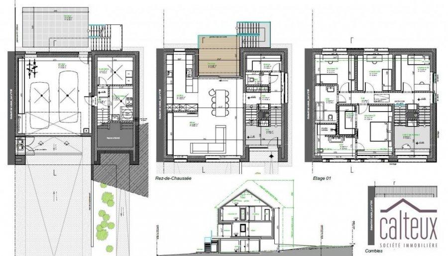 acheter terrain + maison 4 chambres 180 m² sandweiler photo 3