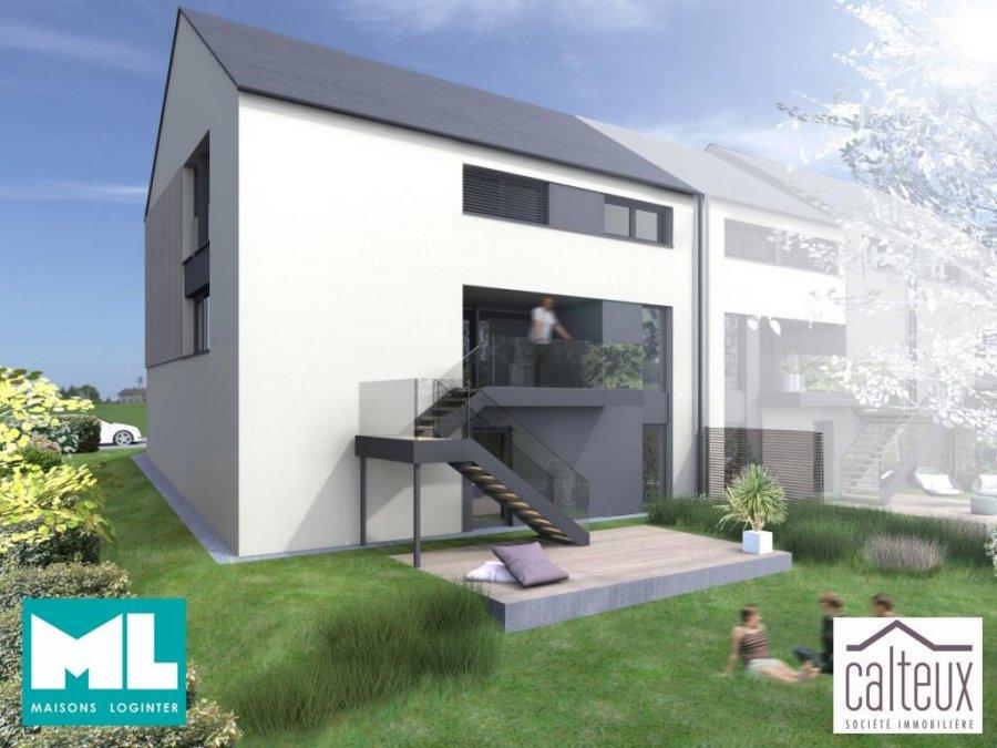 acheter terrain + maison 4 chambres 180 m² sandweiler photo 2