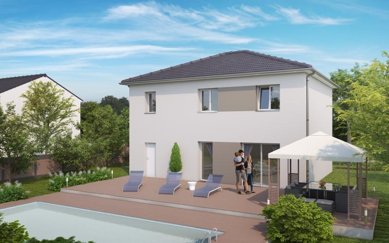 Maison à vendre F6 à oberdorff