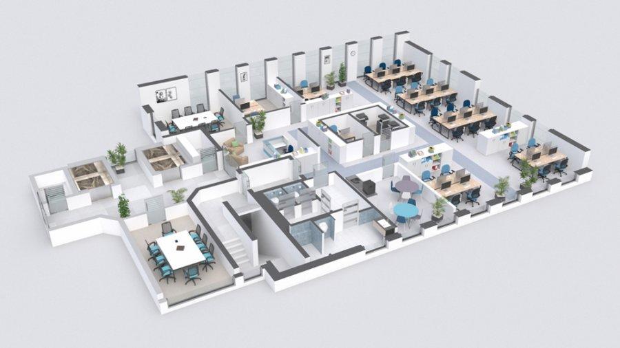 büro mieten 0 schlafzimmer 700 m² luxembourg foto 2