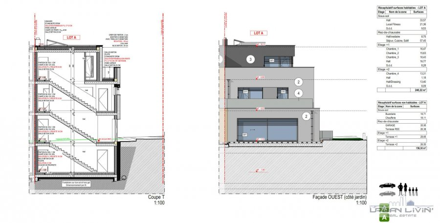 haus kaufen 4 schlafzimmer 426.14 m² luxembourg foto 6