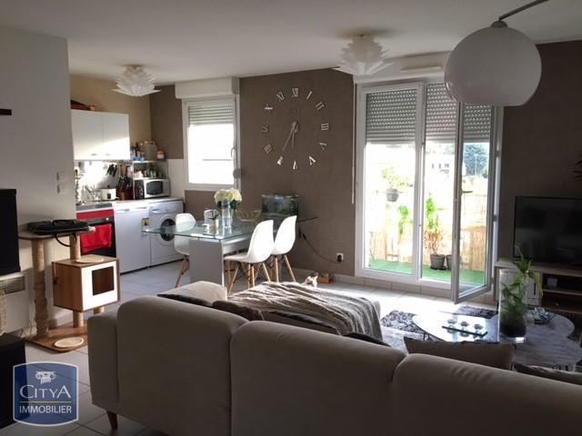 louer appartement 2 pièces 45 m² lunéville photo 1