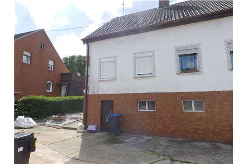 doppelhaushälfte kaufen 3 zimmer 85 m² saarbrücken foto 1
