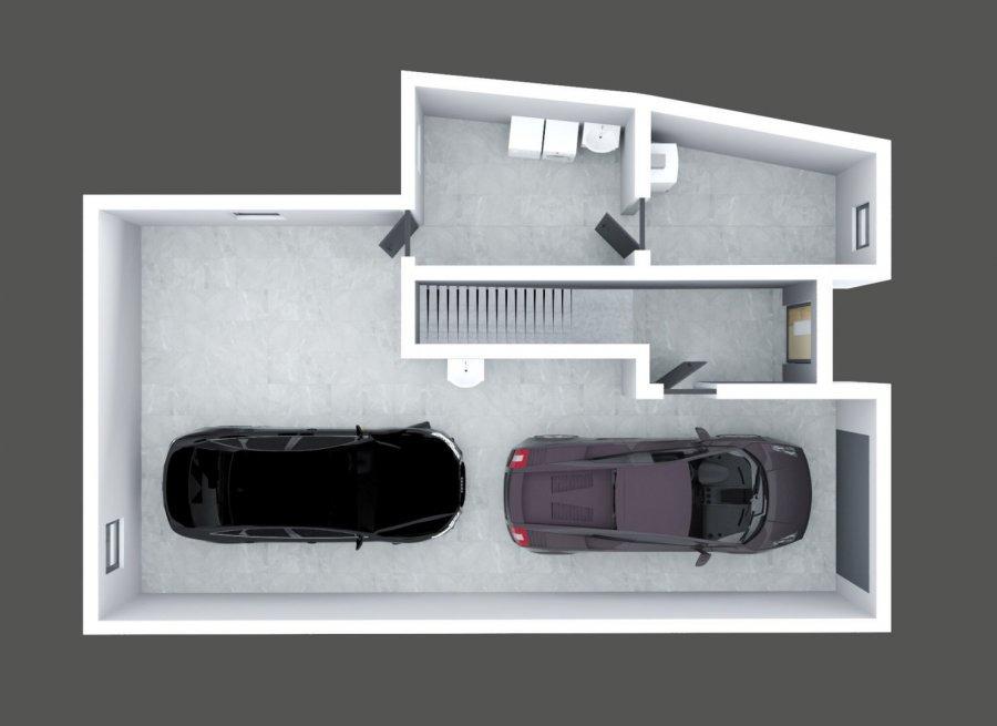 acheter maison jumelée 5 chambres 280 m² hassel photo 2