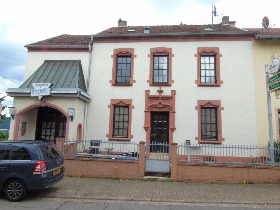 acheter immeuble de rapport 0 pièce 200 m² merzig photo 1
