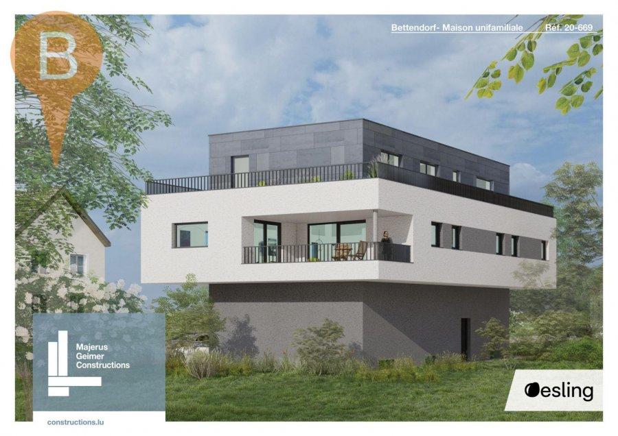 Maison individuelle à vendre 4 chambres à Bettendorf
