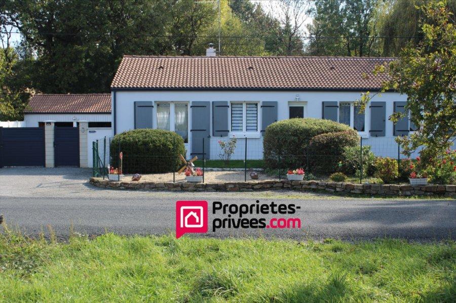 acheter maison 5 pièces 109 m² saint-père-en-retz photo 1