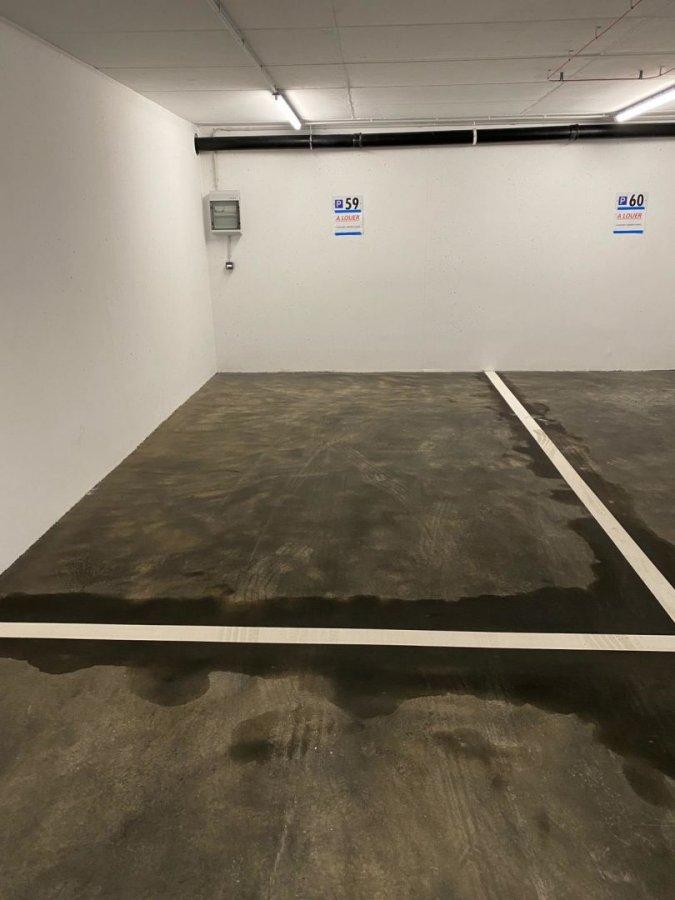 Garage - Parking à Bereldange