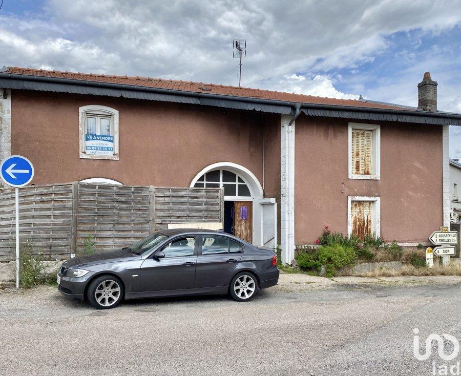 acheter maison 4 pièces 150 m² diarville photo 2