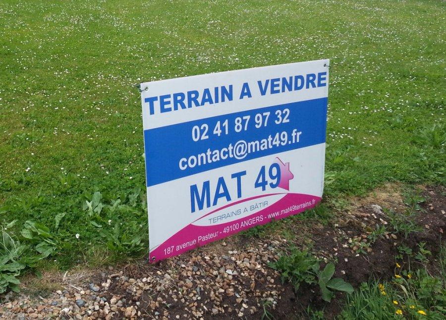 acheter terrain constructible 0 pièce 575 m² longué-jumelles photo 1