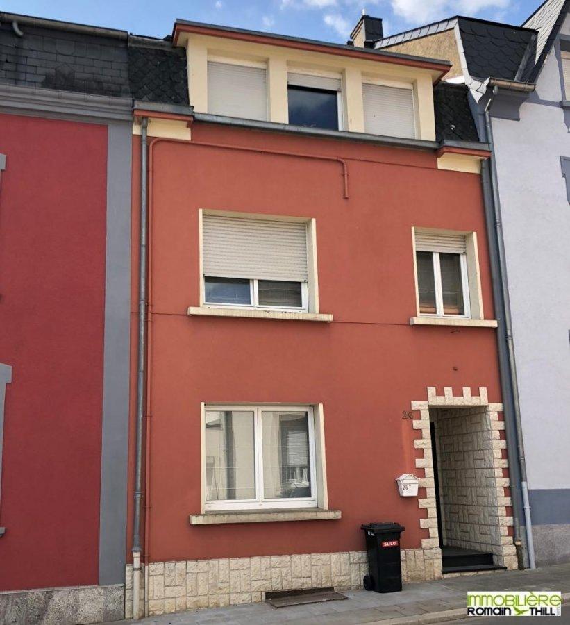 acheter maison mitoyenne 4 chambres 158 m² rodange photo 1