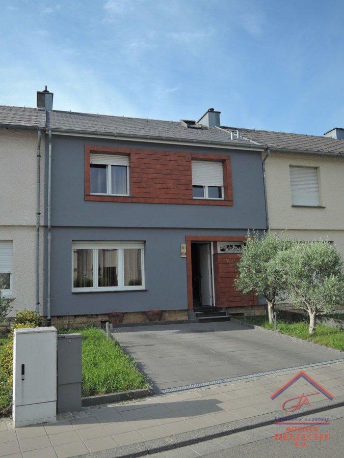 acheter maison individuelle 4 chambres 127 m² esch-sur-alzette photo 1