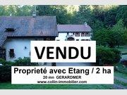 Terrain constructible à vendre F15 à Gérardmer - Réf. 6957443