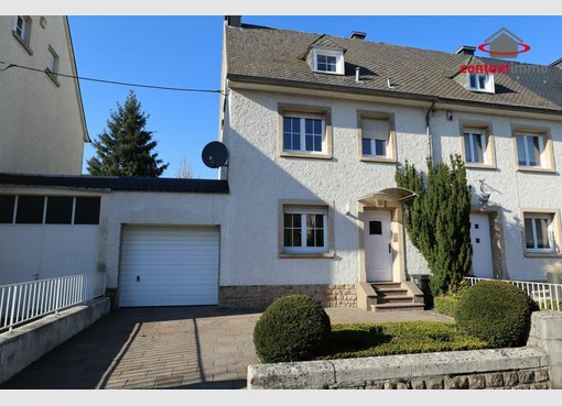 Semi-detached house for sale 3 bedrooms in Luxembourg (LU) - Ref. 6720131