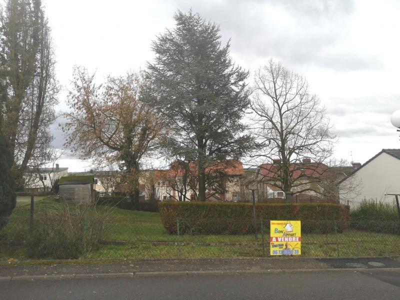 Terrain constructible à vendre à Valleroy