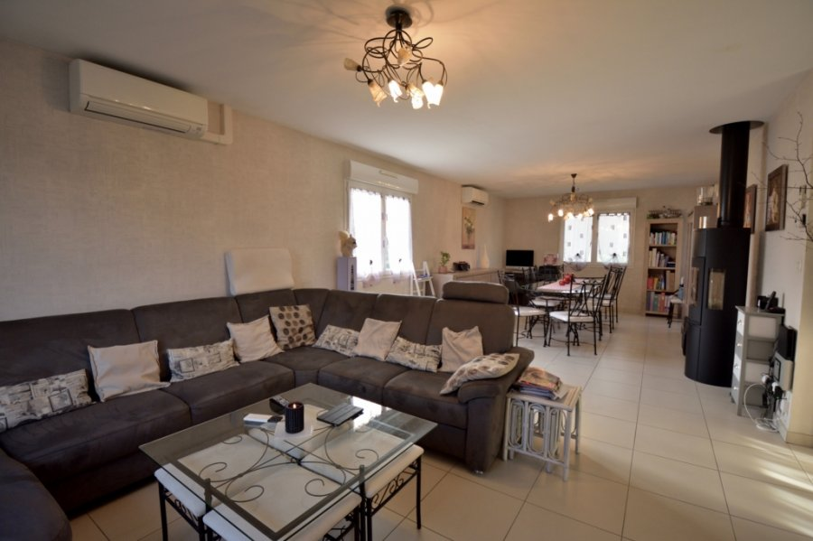 Bungalow à vendre 3 chambres à Puttelange-lès thionville