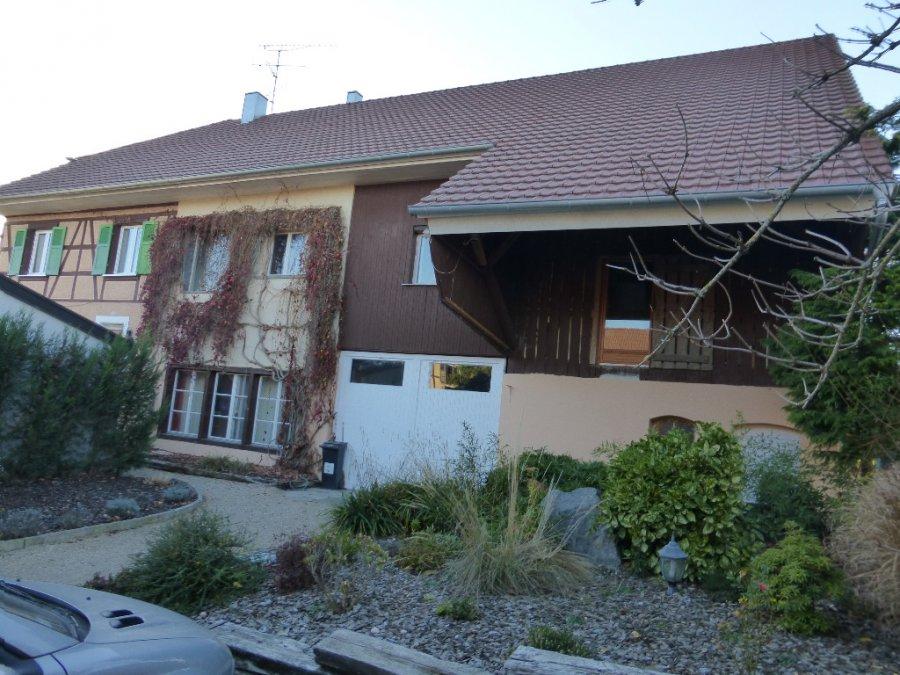 acheter maison individuelle 6 pièces 280 m² hagenthal-le-haut photo 1