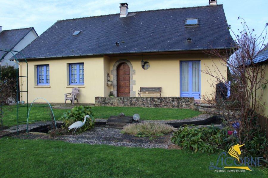 acheter maison 4 pièces 103 m² pontmain photo 1