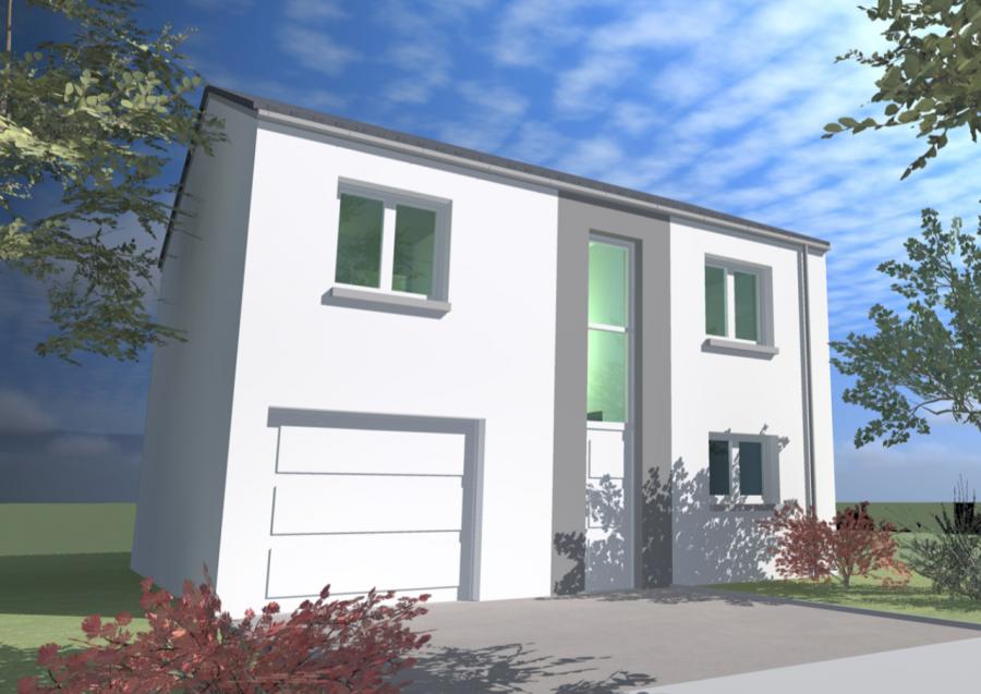 Big habitat votre construction avec de big garanties - Surface habitable maison individuelle ...