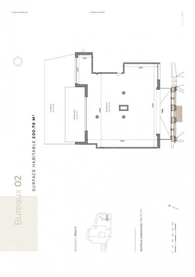 acheter bureau 0 chambre 298.07 m² differdange photo 6